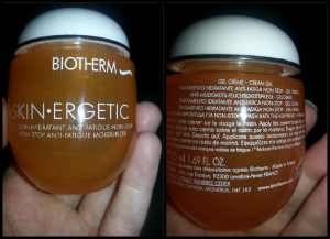 biotherm ergetic